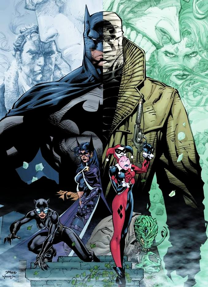 Batman SIlence Hush
