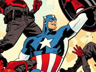 captain America patrie des braves