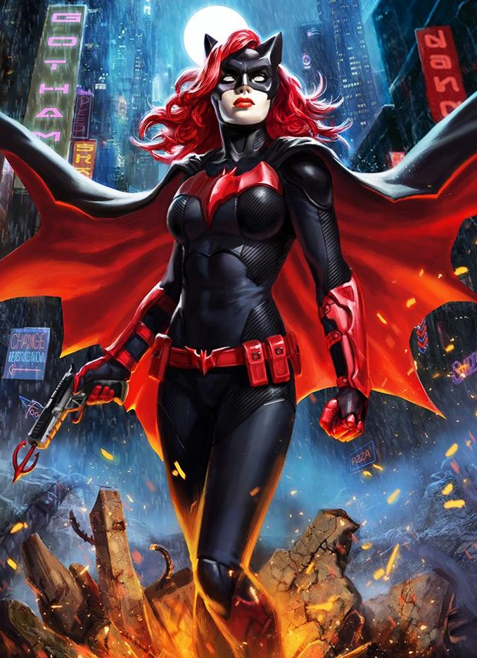batwoman sexy