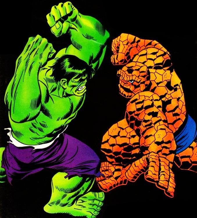 Hulk Chose