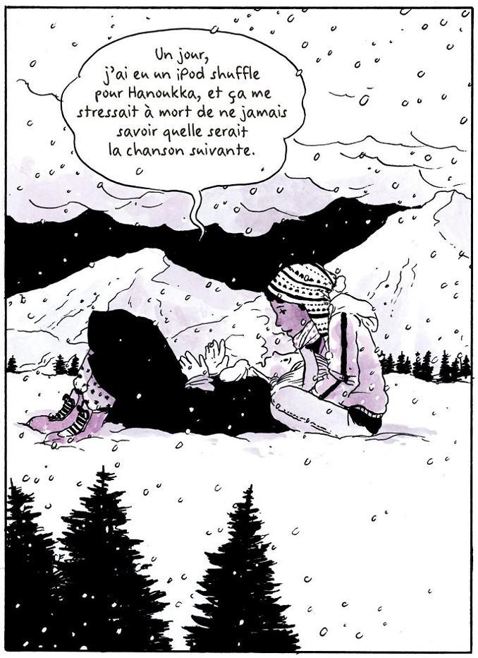 J'adore ce passage Tillie Walden