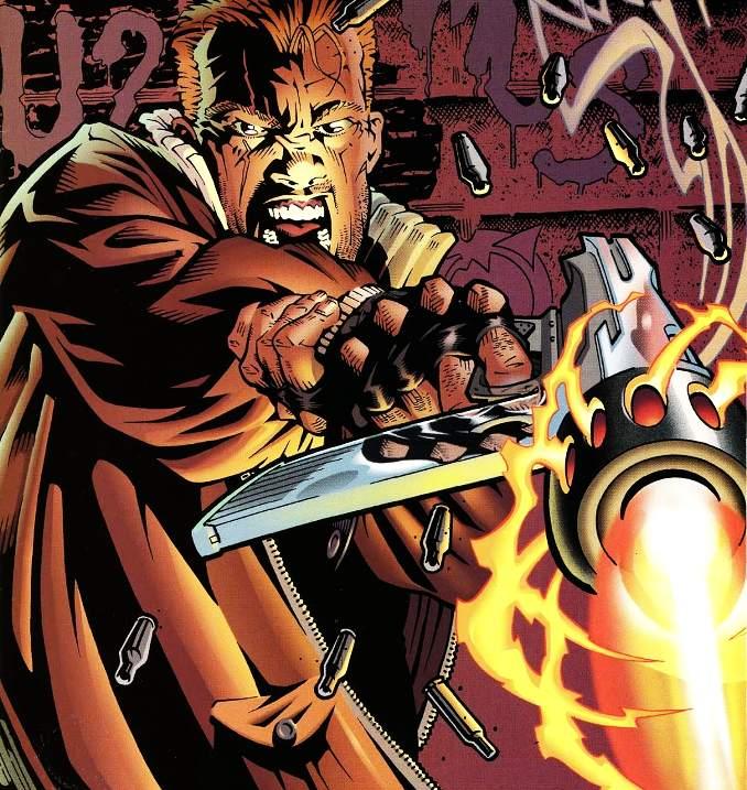 Alex Swan Ultraverse Black Knight