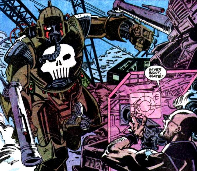 Punisher Frank Castle