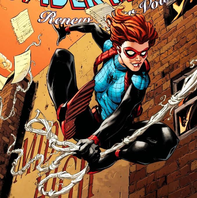 enfant spider-man