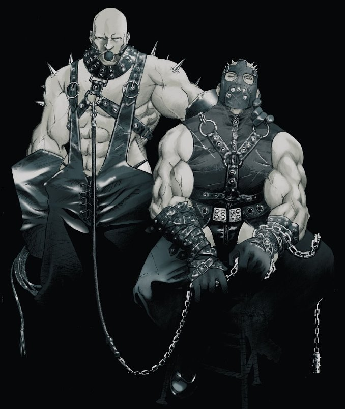 beef boys comics bdsm bondage tenue