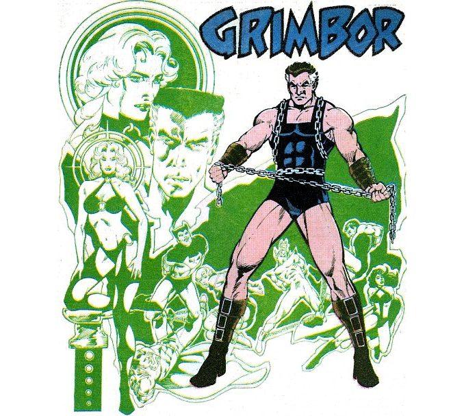 grimbor comics bdsm bondage tenue