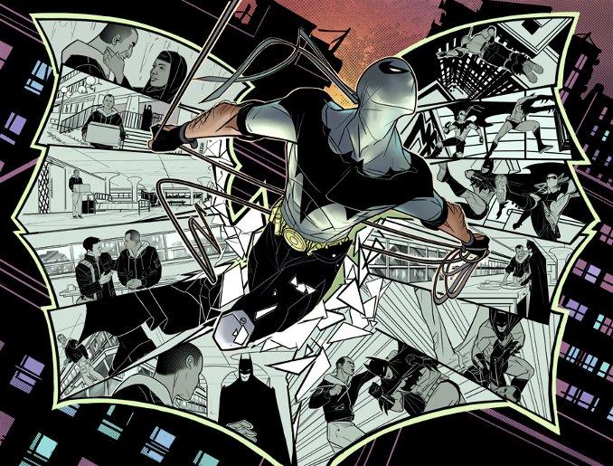 nightrunner personnages comics français france