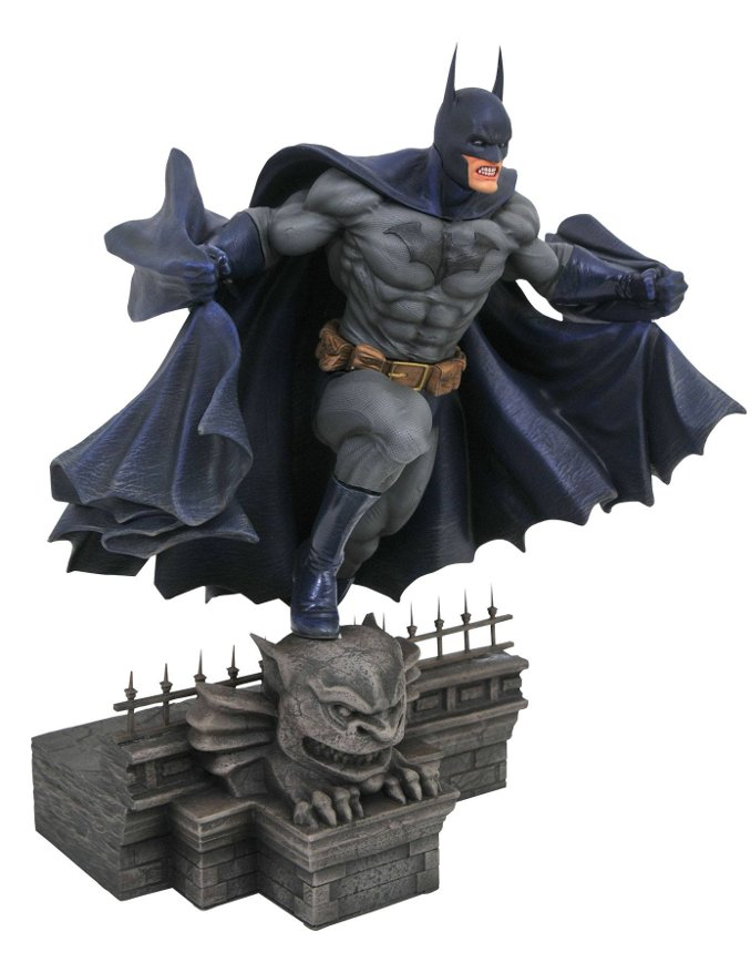 statuette batman diamond