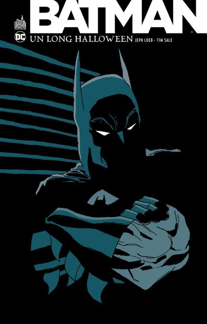 comics Batman un long halloween