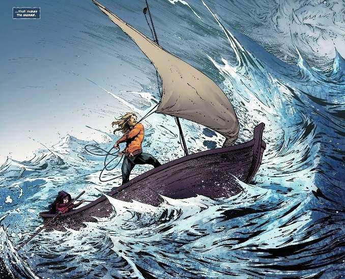 Aquaman arthur curry tome 1