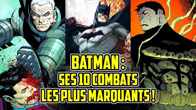 combat Batman