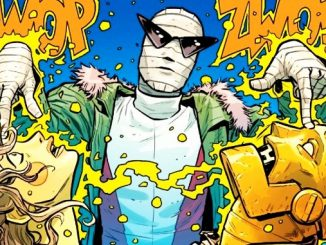 Doom Patrol gerard way