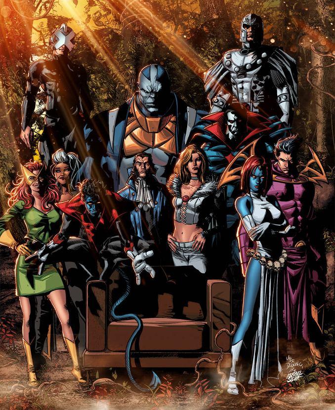 House of X Powers of X Jonathan Hickman