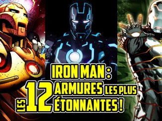 armure iron man
