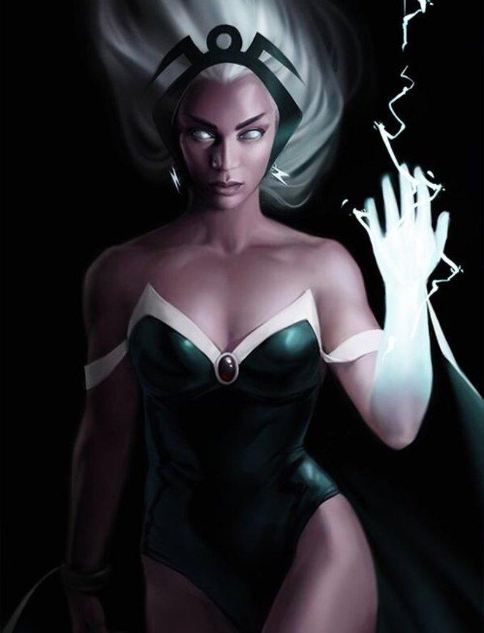 reine Marvel tornade ororo