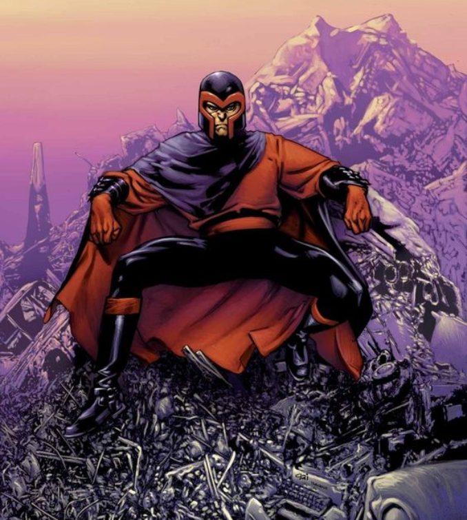 magneto riche