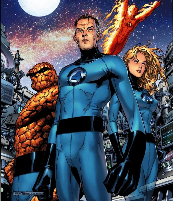 reed richards riche