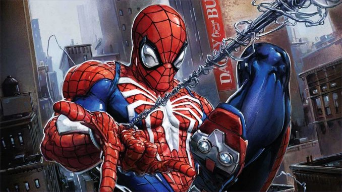 Spider Man Ville En Guerre Marvel Adapte Le Jeu Video De