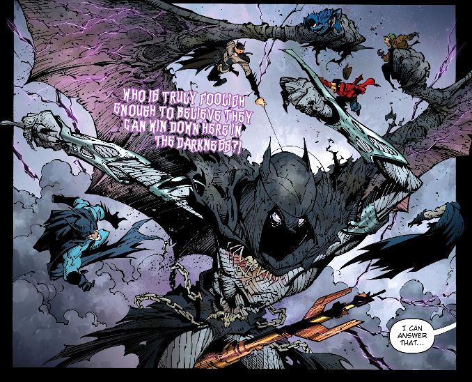 dieux Batman battus barbatos