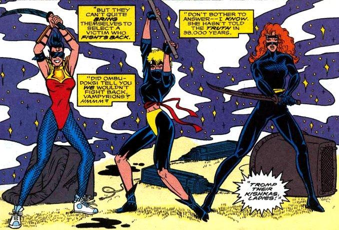 héros Marvel oubliés
