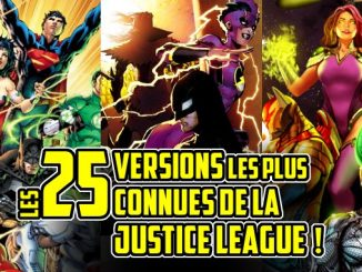 versions Justice League