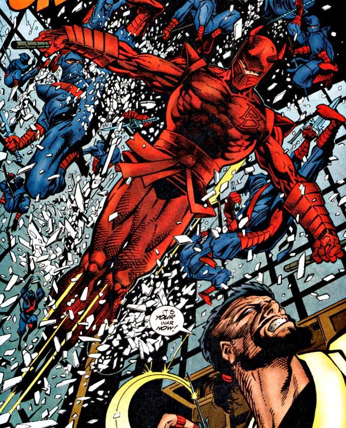 versions alternatives Daredevil disciple Dr Strange
