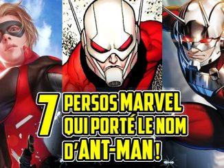 ant-man versions