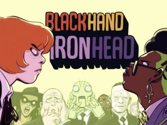 black hand & iron head