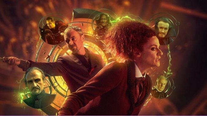 1 - Top Comics - Page 3 Doctor-who-les-12-visages-du-maitre-l-ennemi-jure-du-docteur