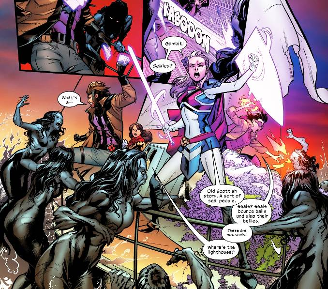 Excalibur 2 Psylocke Betsy Captain Britain