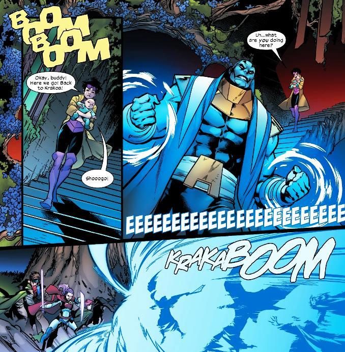 Excalibur 2 Jubilee Apocalypse Shoggo