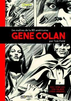 Gene Colan Les Maîtres de la BD américaine couverture