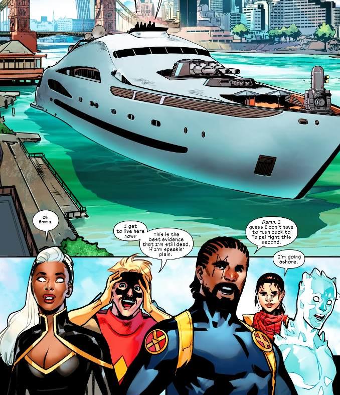 marauders 2 yacht