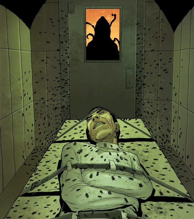 neonomicon folie asile
