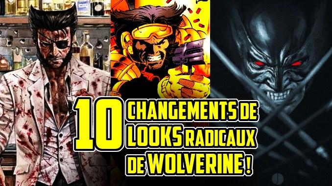 looks Wolverine