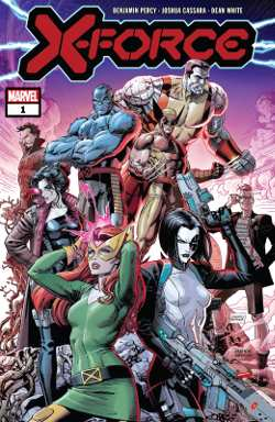 X-Force 1 couverture