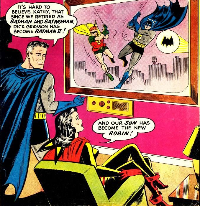 femmes Batman batwoman kathy kane