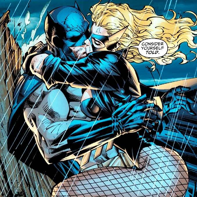 femmes Batman Black Canary