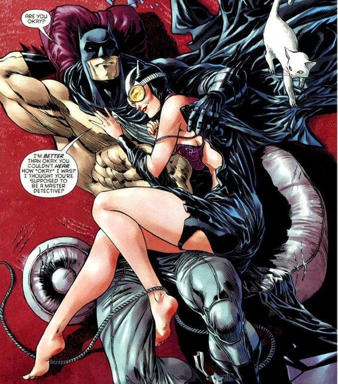 femmes Batman Catwoman