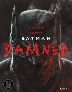 Batman Damned couverture