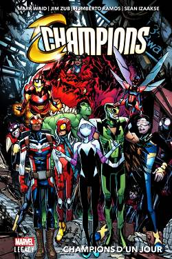 champions tome 1 couverture