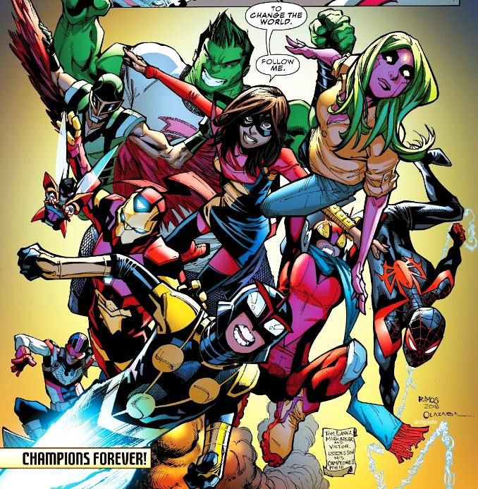 champions tome 1
