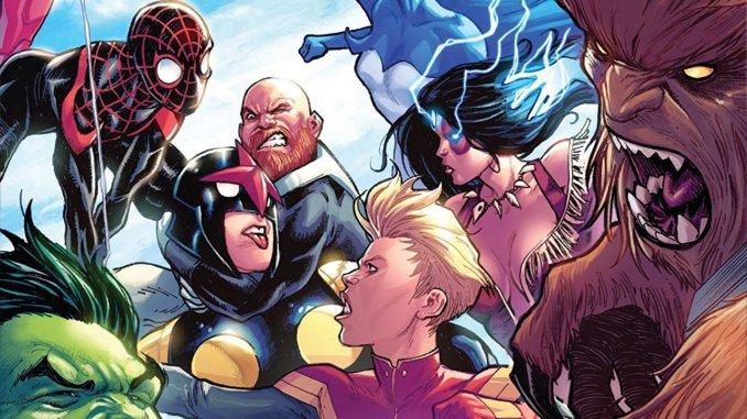 1 - Top Comics - Page 4 Champions-tome-1-avis-review-critique-les-jeunes-superheros-ensemble-envers-et-contre-tous