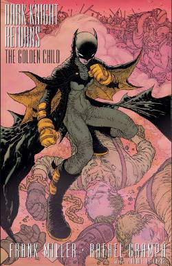 dark knight returns golden child frank miller couverture