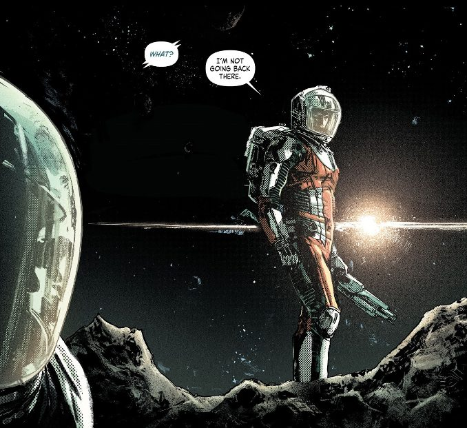 Green Lantern Terre-Un Hal Jordan