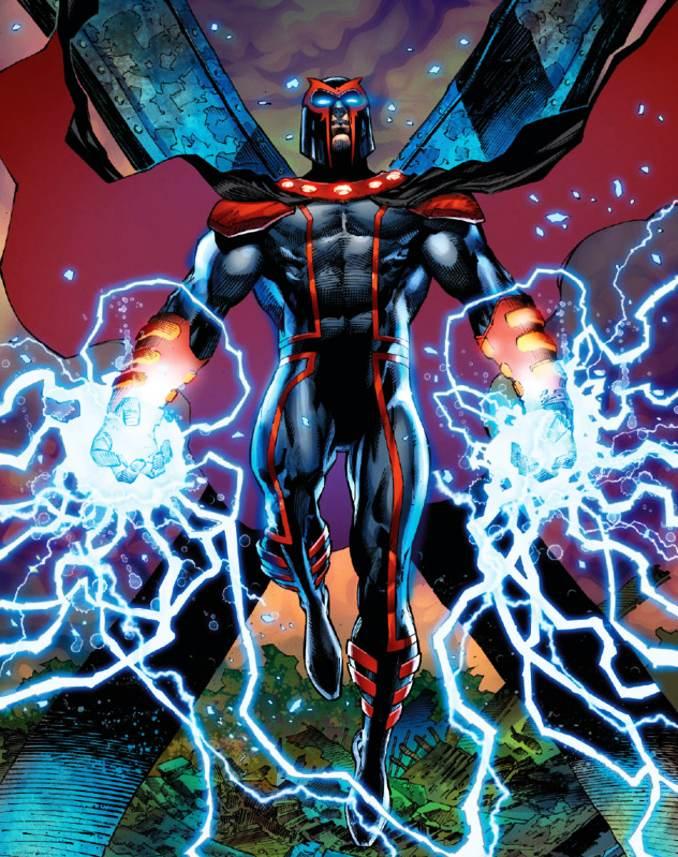 personnages Marvel préférés magneto