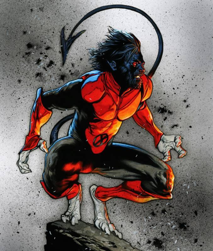 personnages Marvel préférés diablo
