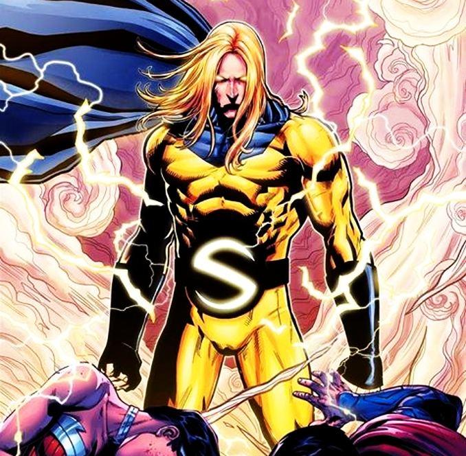 personnages Marvel préférés sentry