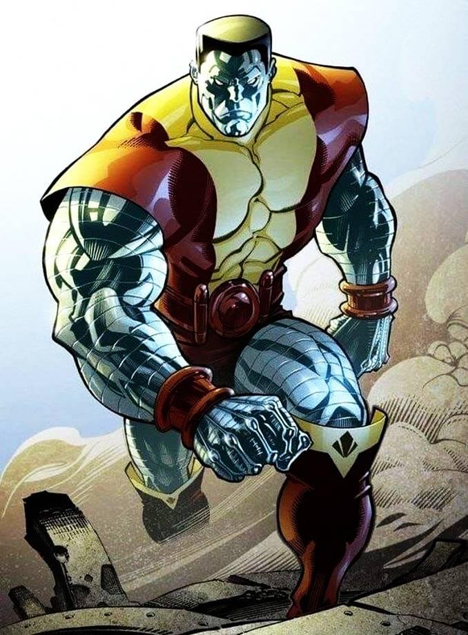 personnages Marvel préférés colossus