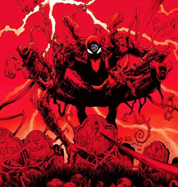 personnages Marvel préférés carnage